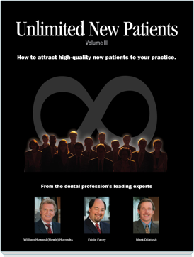 The next marketing book is released: Unlimited New Patients Volume 3