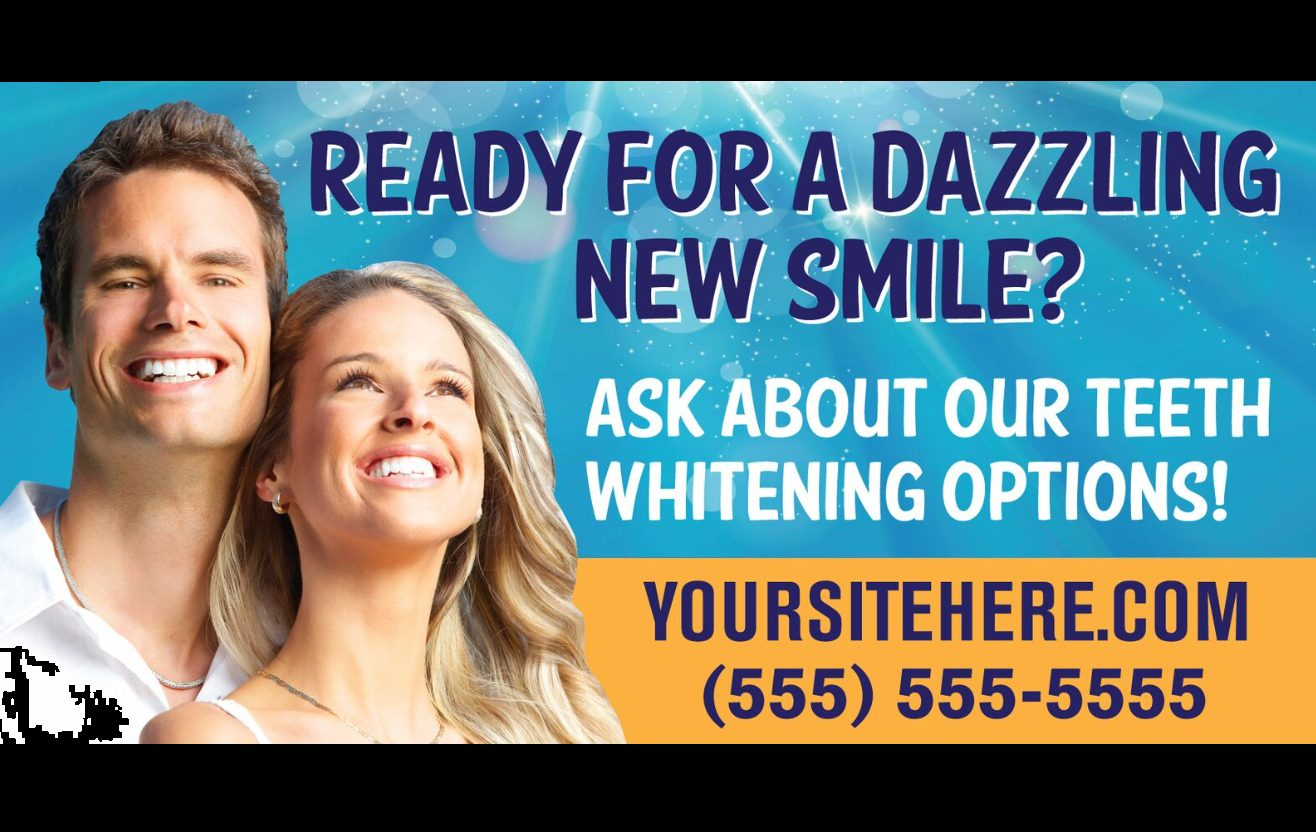 New Dental Practice Promotion Content