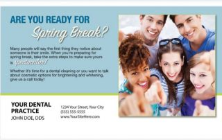 42 Pieces of New Dental Marketing Materials