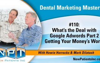 dental internal promotions