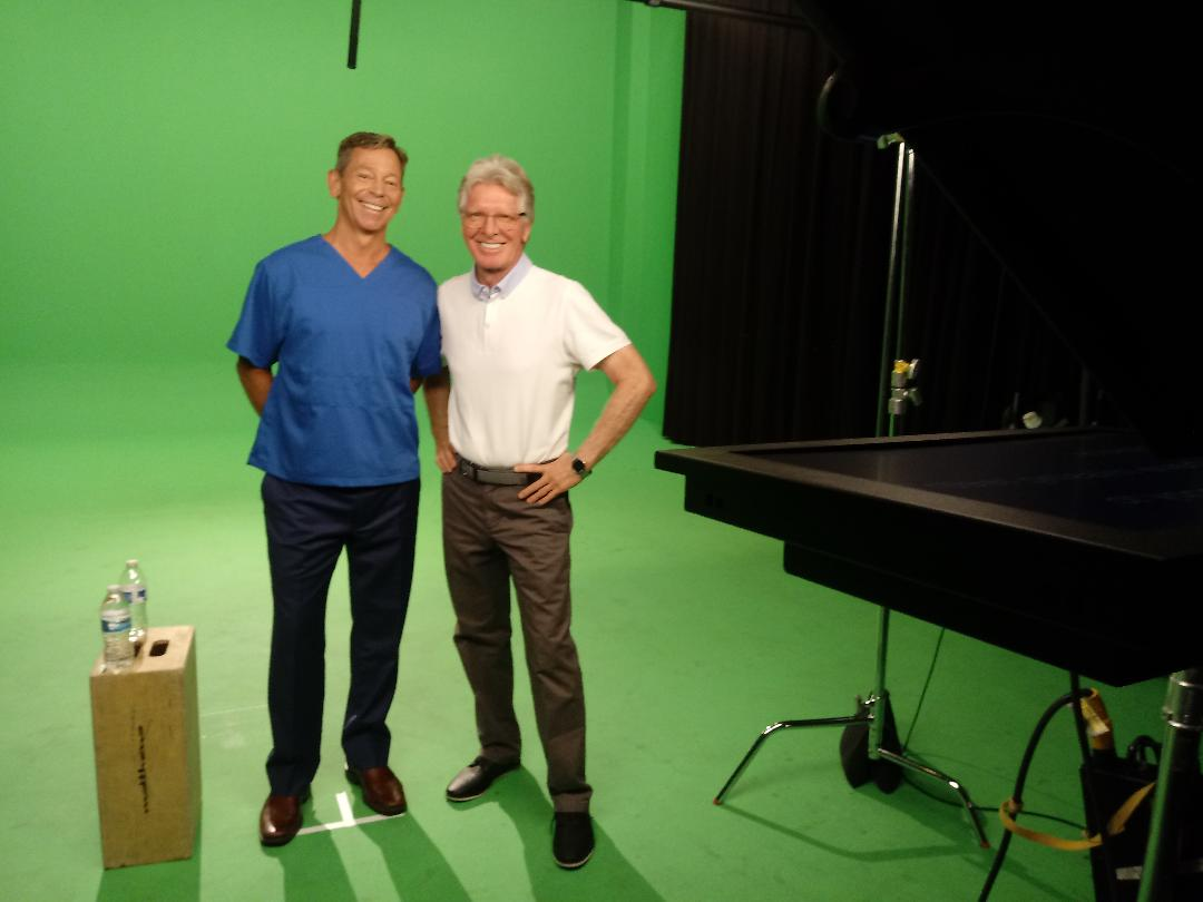 First Impression Video Shoot With Dr. Doug Voiers