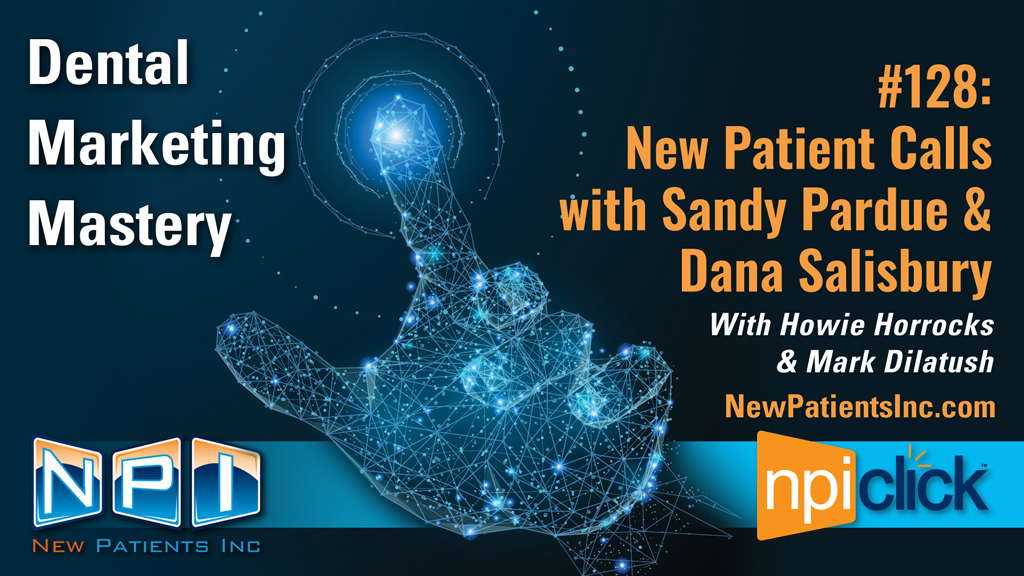 Dental phone training & patient calls with Sandy Pardue & Dana Salsibury