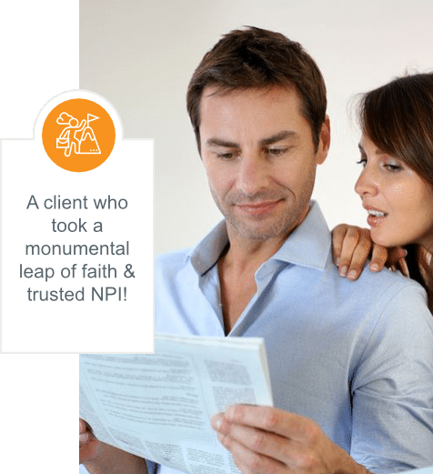 A dentist who trusted NPI's dental marketing strategy