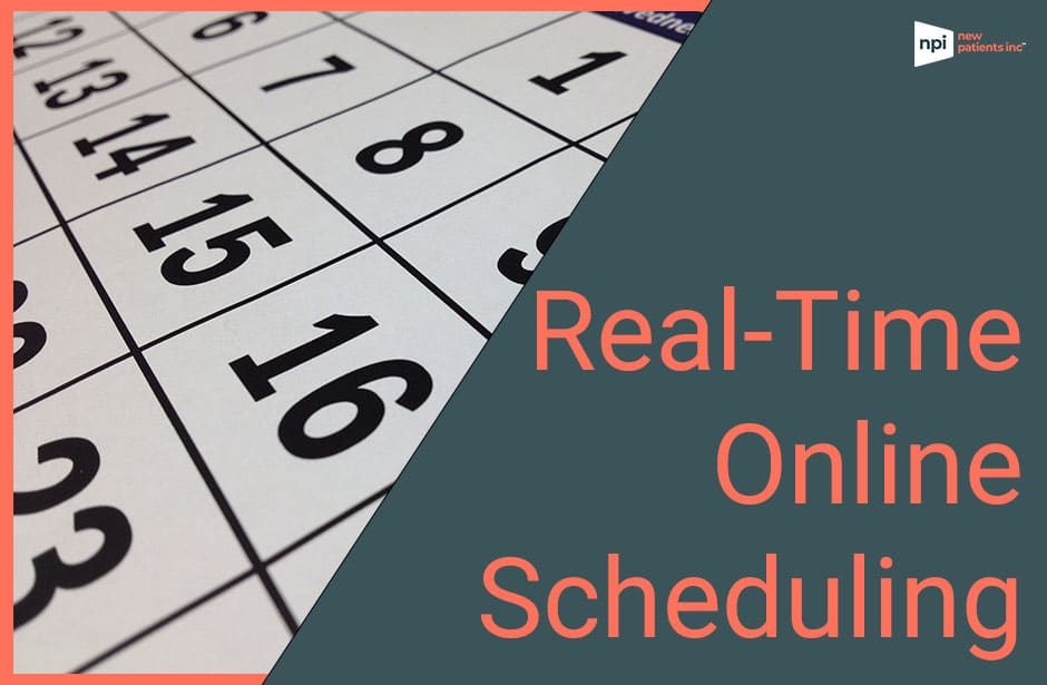 Online Scheduling for Dental Offices