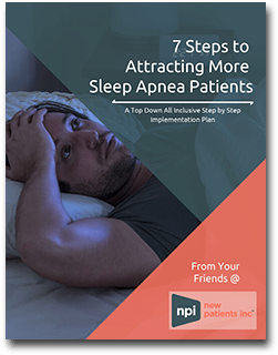 Sleep Apnea Dental Marketing Guide