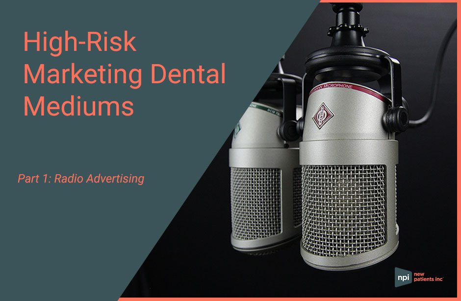 High-Risk Marketing Mediums - Radio Advertising