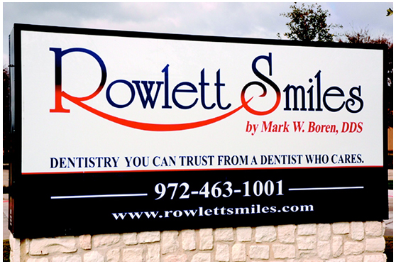 Dental Office Sign 1